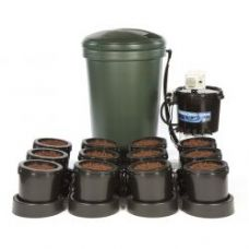 IWS Flood and Drain 12 Pot System